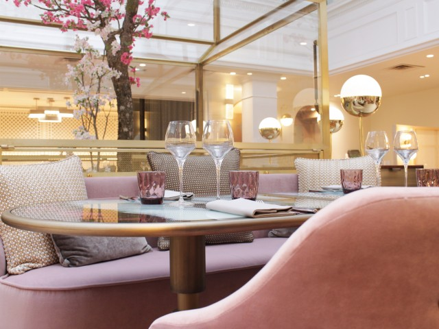 Hôtel Scribe - restaurant Le Lumière